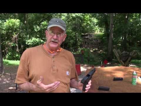 Glock Torture Test with Black Powder