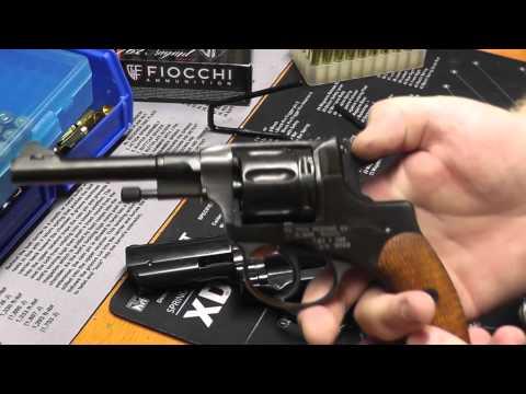 Gun Show Find - Nagant Revolver