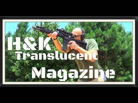 Heckler & Koch Translucent AR-15 Magazine Review