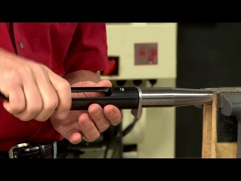 How to Install a Short Chambered Barrel