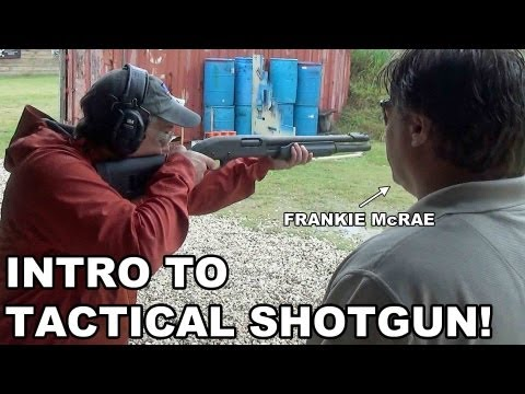 Intro to Tactical Shotgun