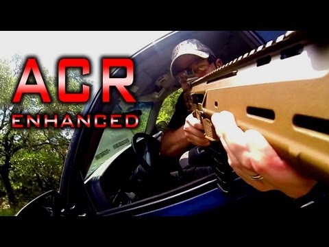 Is the Bushmaster ACR Better Than AR15
