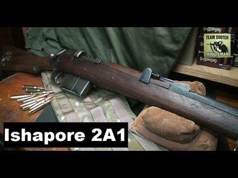 Ishapore 2A1 7.62x51
