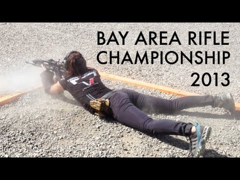 Jessica Hook - Bay Area Rifle Championship BARC 2013