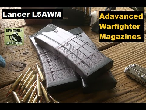 Lancer Magazine Review
