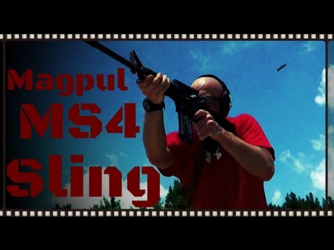 Magpul MS4 Dual QD Multi-Mission Sling Review