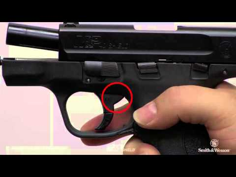 M&P SHIELD Safety Alert and Inspection Procedure