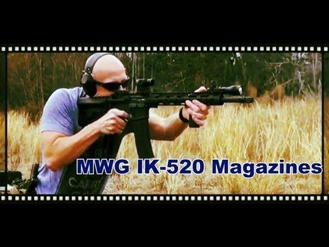 MWG IK-520 Bulgarian 40 Round Steel Reinforced Polymer AR-15 Magazine Review