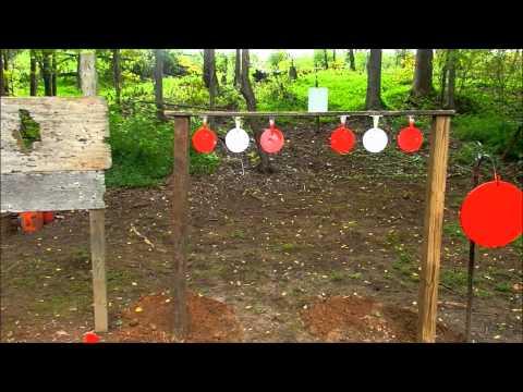 New Rimfire Target Stand