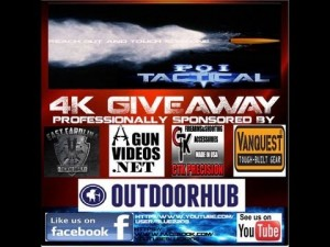 P.O.I. Tactical 4K Giveaway Contest