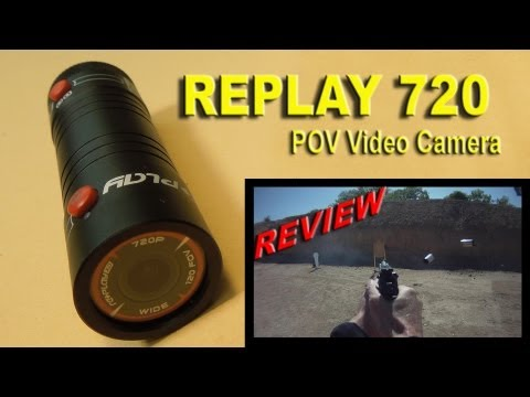 Replay XD Video Camera Review