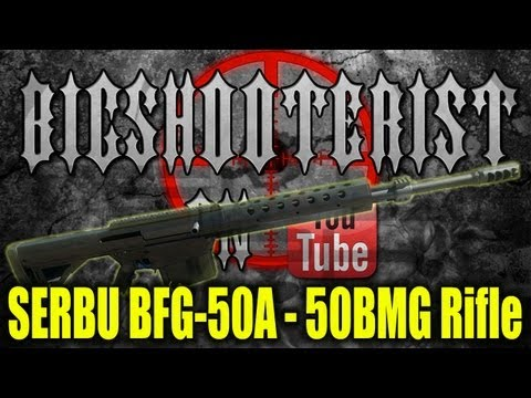 Serbu BFG-50A Introduction