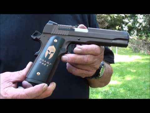 Shooting Steel with the Sig Sauer Spartan