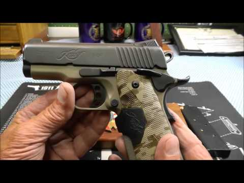 Shooting the Kimber Ultra Covert II