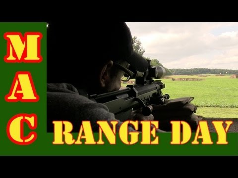 Shooting the Tavor and Covert at Long Range