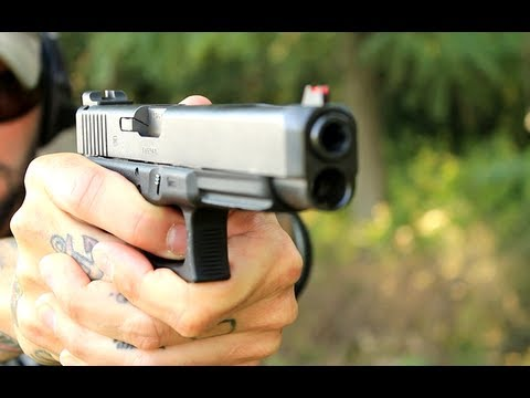 Handgun Shooting Tips - Trigger Control