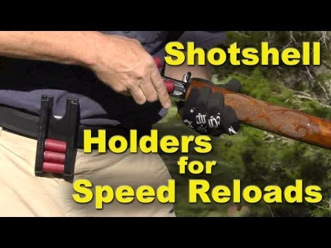 Shotshell Holders for 3-Gun Competitions