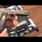 Sig 1911 Spartan - Come and Take It