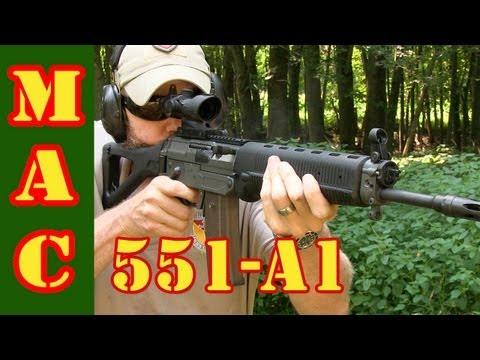 Sig Sauer 551-A1 Rifle
