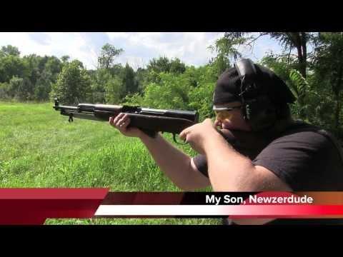 Sino-Soviet SKS Rifle