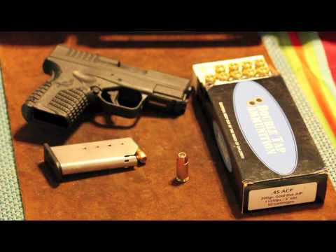 Springfield XDS 45 Review