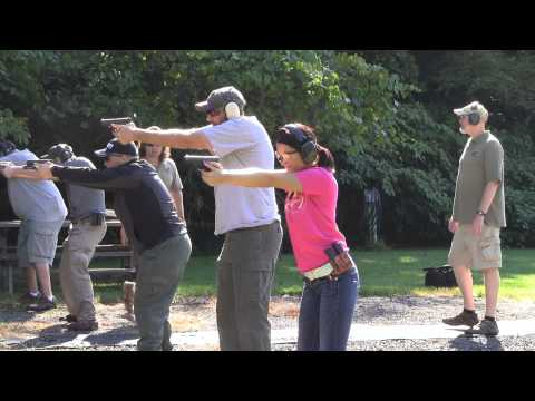 Tactical Response Fighting Pistol Day One