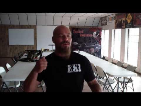 Tactical Response Instructor Class - Part 1