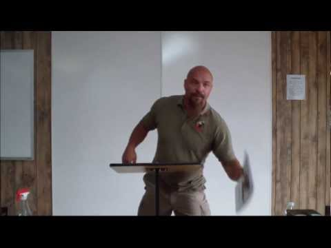 Tactical Response Instructor Class - Part 2 - The Requirements
