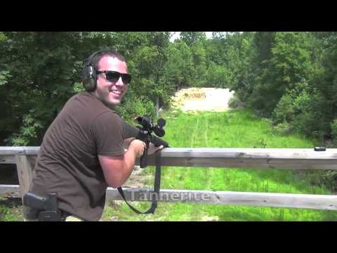 Tannerite Demonstration
