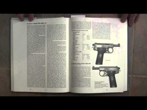 Book Review - Webley & Scott Automatic Pistols by Gordon Bruce