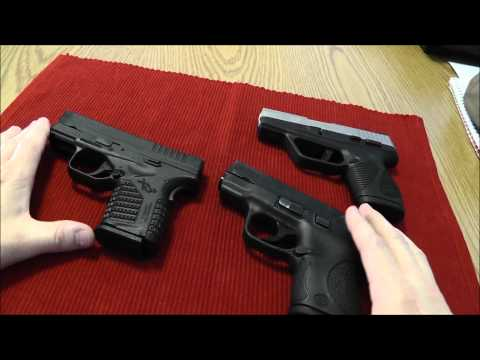 XDS vs Shield vs Slim