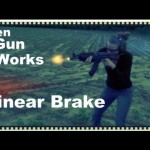 Allen Gun Works AK Linear Brake