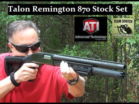 ATI 870 Remington Talon T2 Stock and Forend Review