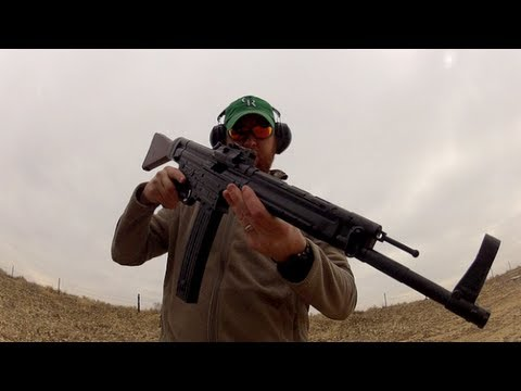 GSG STG-44 Sturmgewehr .22LR Rifle Review