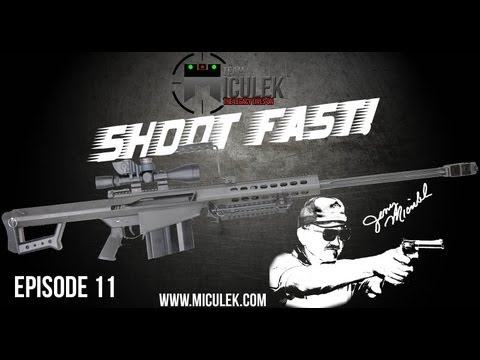 Barrett M107A1 50 Caliber Rifle Review