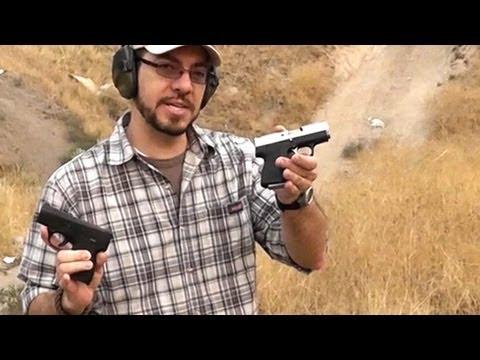 Beretta Nano vs Kahr CM9