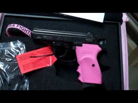Bersa Thunder 380 Breast Cancer Kit Review