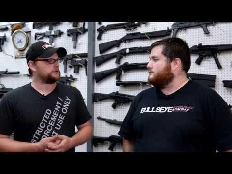 Bullseye Indoor Range & Gun Shop Tour