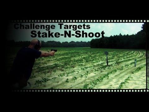 Challenge Targets Stake-N-Shoot Steel Target Review