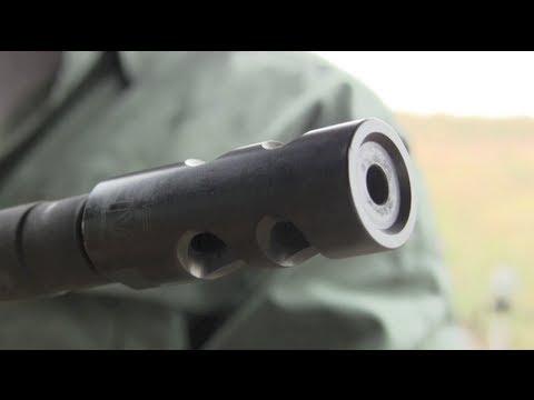 CIV Tactical Flatline Muzzle Brake