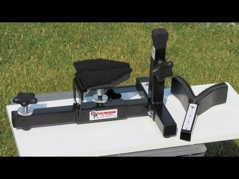 CTK Precision P3 Compact Shooting Rest Review