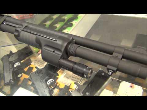 Double Action Gun Range Tour