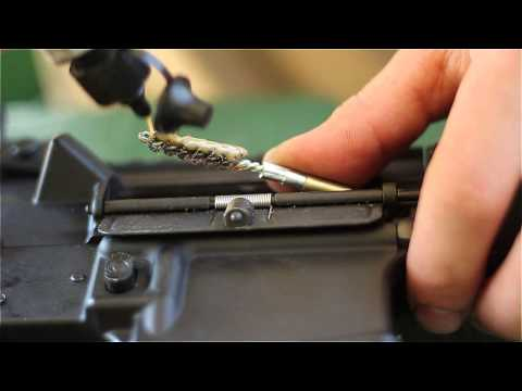 DPMS - How To Break in Your Barrel