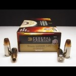 Federal HST 9mm +P 124 Grain Ammo Test – Boberg XR9