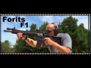 Fortis F1 Optics Mount Review