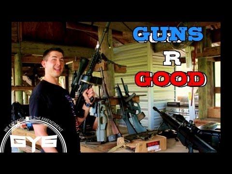 Guns Aren't the Problem