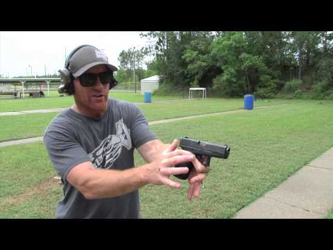 Handgun Training - Grip and Hand Placement