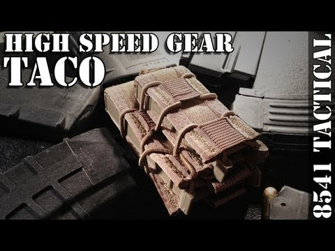 High Speed Gear Double Decker TACO Magazine Pouch