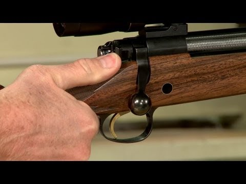 How to Install a Three Position Safety on a Remington 700