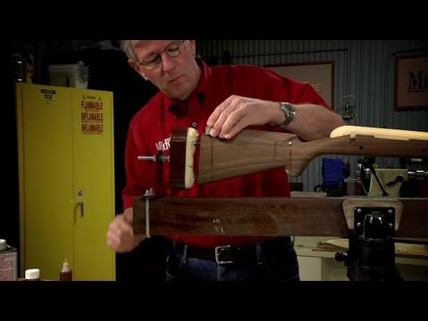 How to Sand In the Finish on a Rifle Stock
